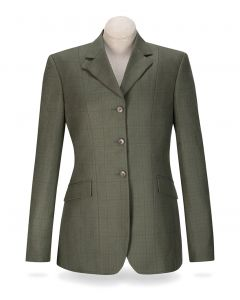 Ladies Platinum Foxy Hacking Jacket Rj Classics