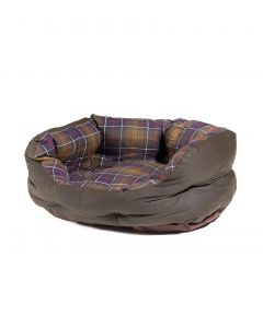 Barbour Wax/Cotton Dog Bed, 24 inch