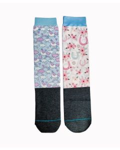 Dreamers and Schemers Youth 2 Pack Socks