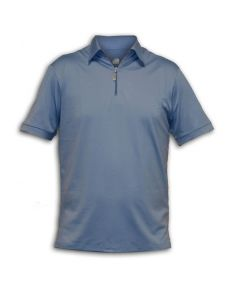 EIS Elements Mens Performance Polo Collar Cool Shirt