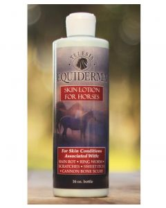Equiderma Skin Lotion for Horses 16oz