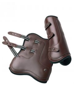 Prestige Leather Front Tendon Boots