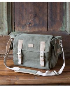 Park Hill Canvas Camera Bag