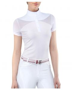 Equiline Eden Ladies Short Sleeve Competition Polo Shirt