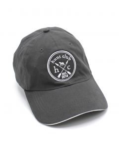 Hunt Club Embroidered Cap