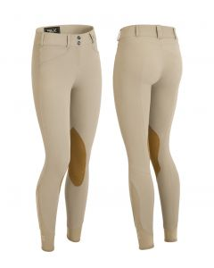 Tredstep Ladies Solo Hunter Pro Knee Patch Breech