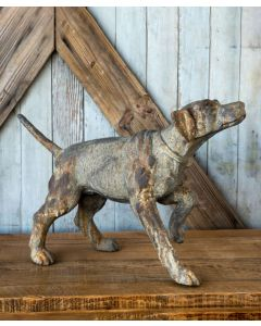Park Hill Resin Hunting Hound Statue