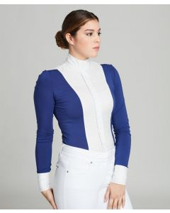 Le Fash Holloway Equitation Long Sleeve Show Shirt
