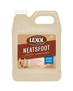 Lexol NF Neatsfoot Leather Conditioner 1 Liter