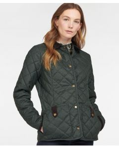 Barbour Snowhill Quilt