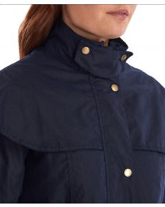 Barbour Throckley Wax Duster