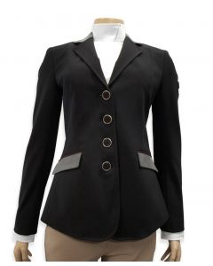 Equiline Gait Competition X-Cool Show Coat/Jacket with Custom Trim