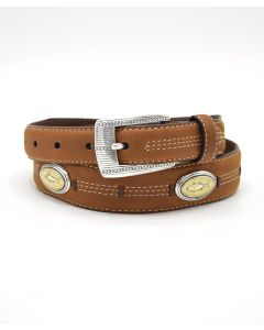 Brighton Trinidad Deep Sea Tapered Belt