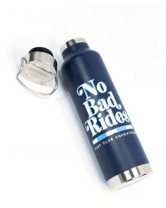"'No Bad Rides"" Insulated Bottle"