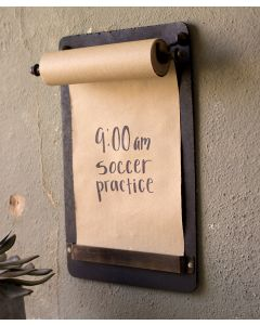 Note Roll with Wall Board