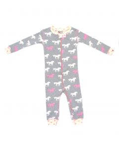 Hatley Infant Organic Cotton Coverall
