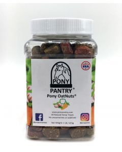 Pony Pantry OatNuts 1 lb Container
