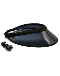 Soless H-Visor With Metal Clasp