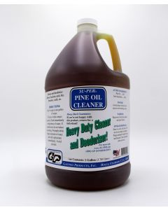 SU-PER Pine Oil Cleaner Gallon