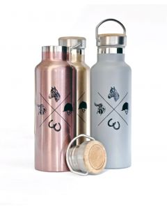 Insulated Bottle with Lid