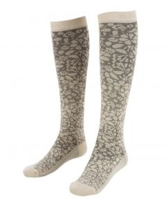 Animo Tara Boot Sock with Crystal Accents
