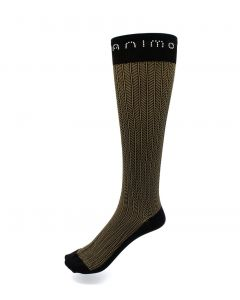 Animo Tesy Socks with Crystal Accents