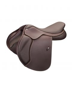 New Wintec 500 Close Contact Wool Flocked Saddle