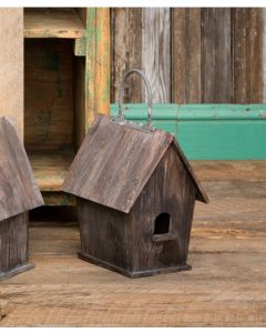 Park Hill Rustic Cottage Birdhouse