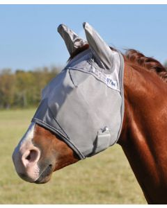 Cashel Standard Crusader Cool Fly Mask w/ Ears