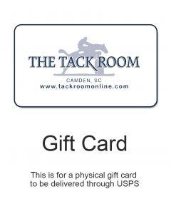 Tack Room Gift Card/Certificate