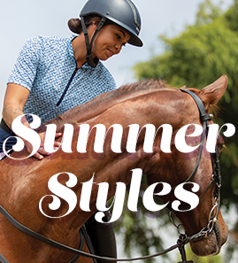 Equestrian Styles and Fashion for Summer