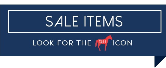 On Sale Equestrian and Horse Merchandise Available at The Tack Room